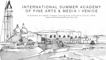 International Summer Academy of Fine Arts & Media | Venice